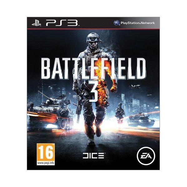 Battlefield 3-PS3 - BAZÁR (použitý tovar)