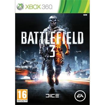 Battlefield 3- XBOX360 - BAZÁR (použitý tovar)