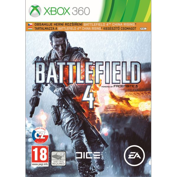 Battlefield 4 CZ (Limited Edition)