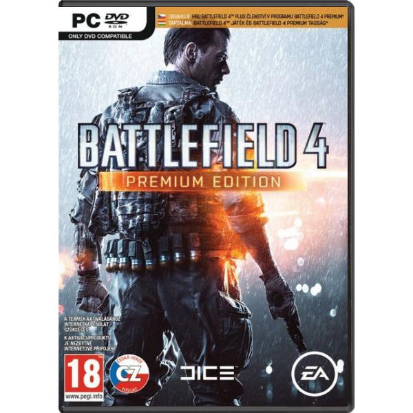 Battlefield 4 CZ (Premium Edition)