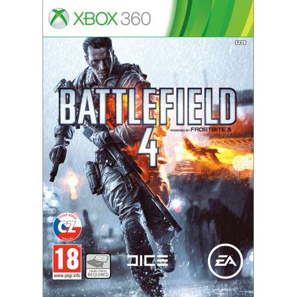 Battlefield 4 CZ