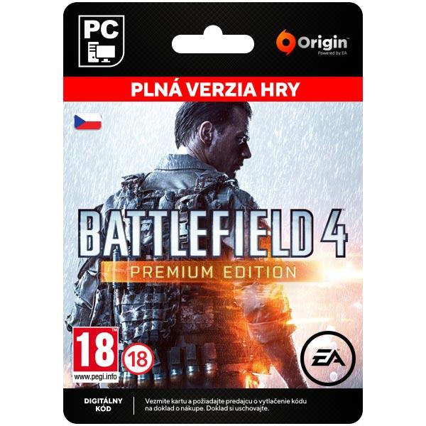 Battlefield 4 (Premium Edition) [Origin]