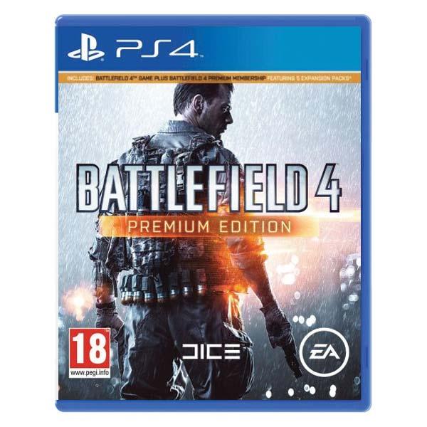 Battlefield 4 (Premium Edition) PS4