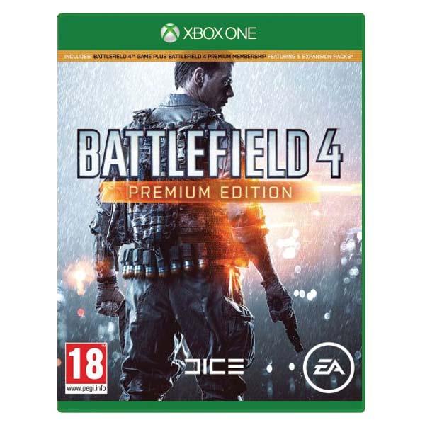 Battlefield 4 (Premium Edition) XBOX ONE