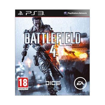 Battlefield 4-PS3 - BAZÁR (použitý tovar)