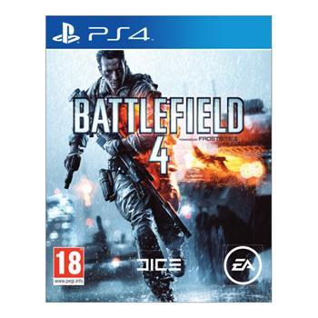 Battlefield 4 [PS4] - BAZÁR (použitý tovar)