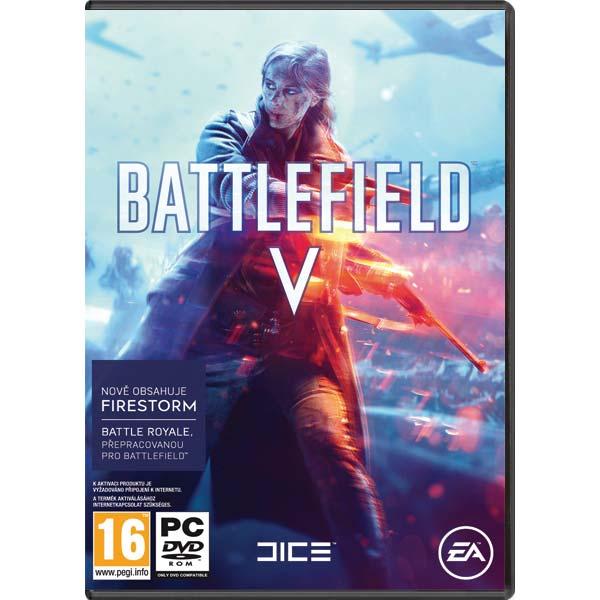Battlefield 5 PC CD-key
