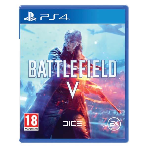 Battlefield 5 [PS4] - BAZÁR (použitý tovar)