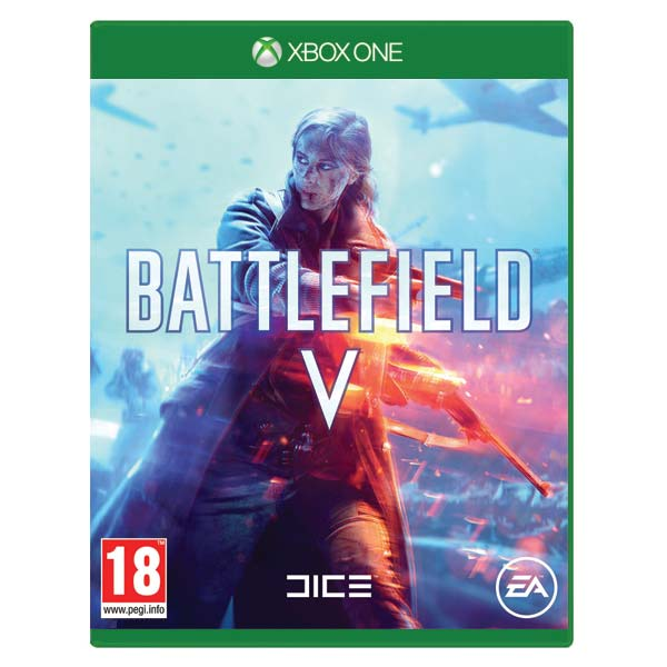 Battlefield 5 [XBOX ONE] - BAZÁR (použitý tovar)