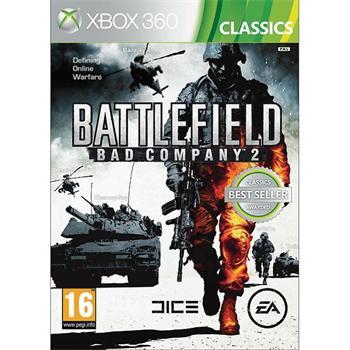Battlefield: Bad Company 2- XBOX 360- BAZÁR (použitý tovar)