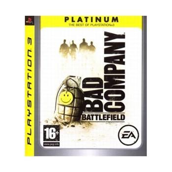 Battlefield: Bad Company-PS3 - BAZÁR (použitý tovar)