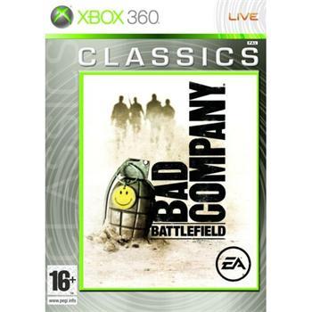 Battlefield: Bad Company- XBOX 360- BAZÁR (použitý tovar)
