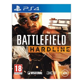 Battlefield: Hardline  [PS4] - BAZÁR (použitý tovar)