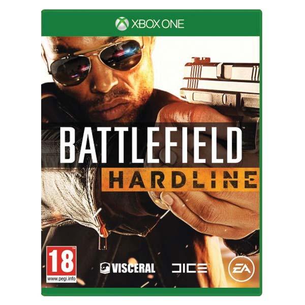 Battlefield: Hardline [XBOX ONE] - BAZÁR (použitý tovar)