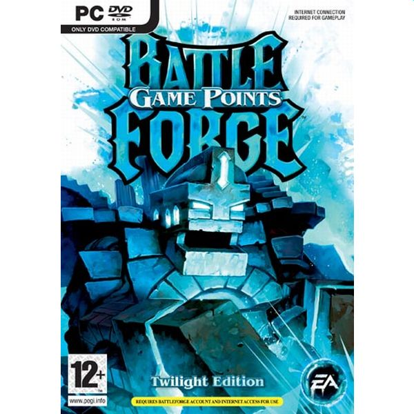 BattleForge Game Points (Twilight Edition) PC