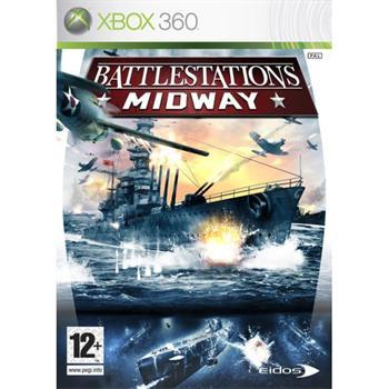 Battlestations: Midway [XBOX 360] - BAZÁR (použitý tovar)
