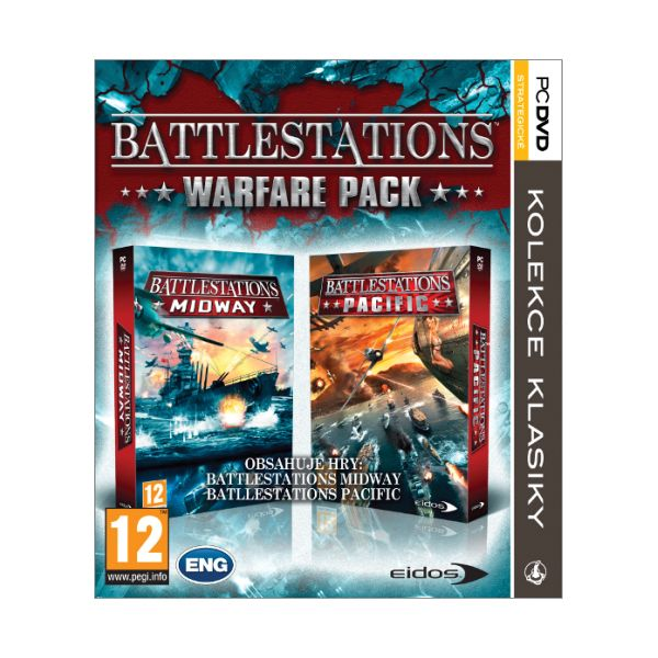 Battlestations Warfare Pack