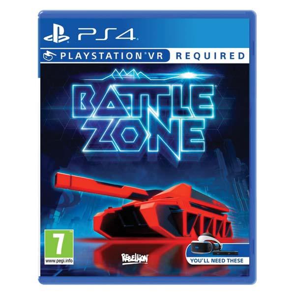 Battlezone [PS4] - BAZÁR (použitý tovar)