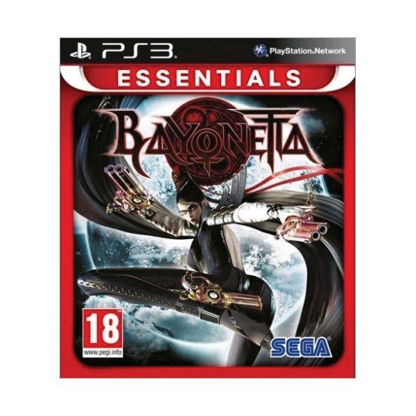 Bayonetta [PS3] - BAZÁR (použitý tovar)
