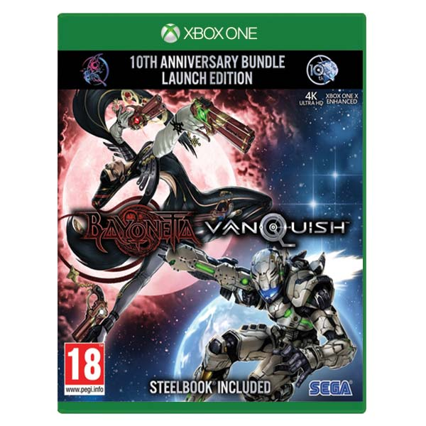 Bayonetta & Vanquish (10th Anniversary Bundle)