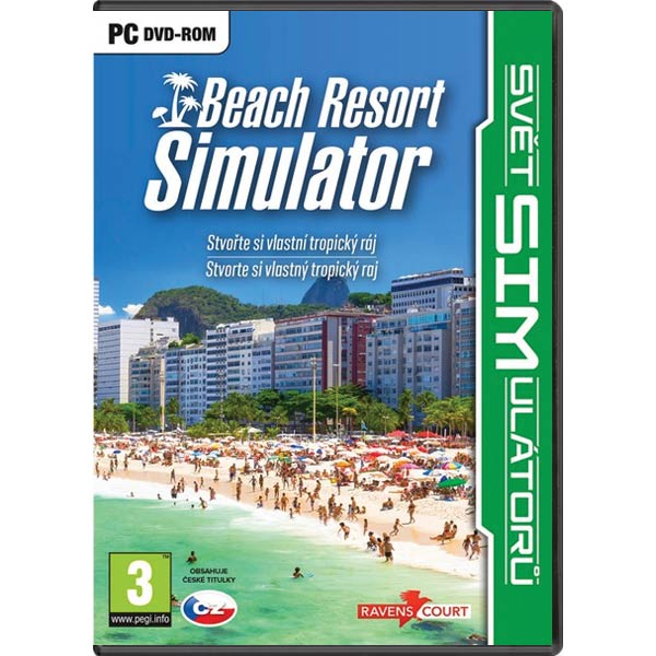 Beach Resort Simulator CZ