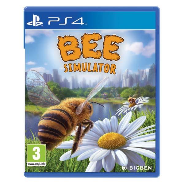 Bee Simulator [PS4] - BAZÁR (použitý tovar)