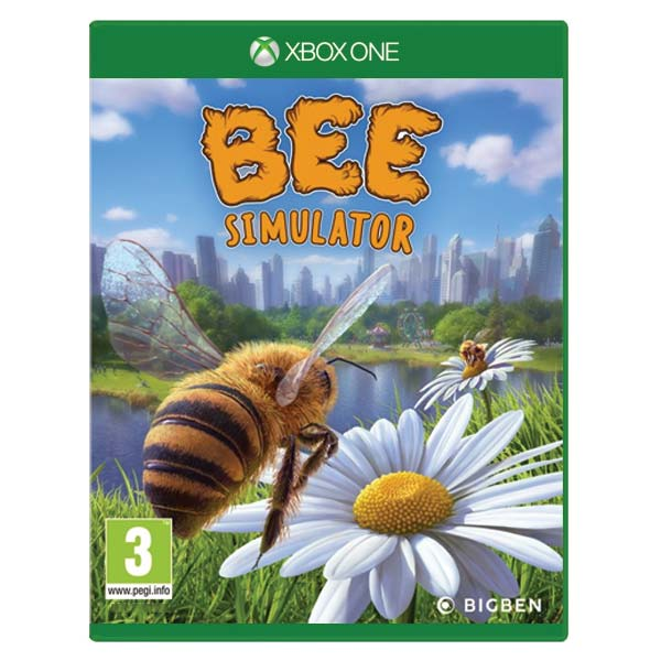 Bee Simulator [XBOX ONE] - BAZÁR (použitý tovar)