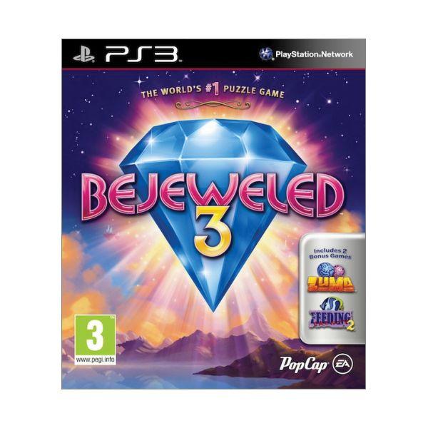 Bejeweled 3 [PS3] - BAZÁR (použitý tovar)