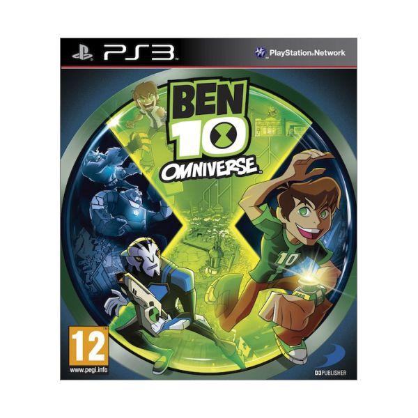 Ben 10: Omniverse [PS3] - BAZÁR (použitý tovar)