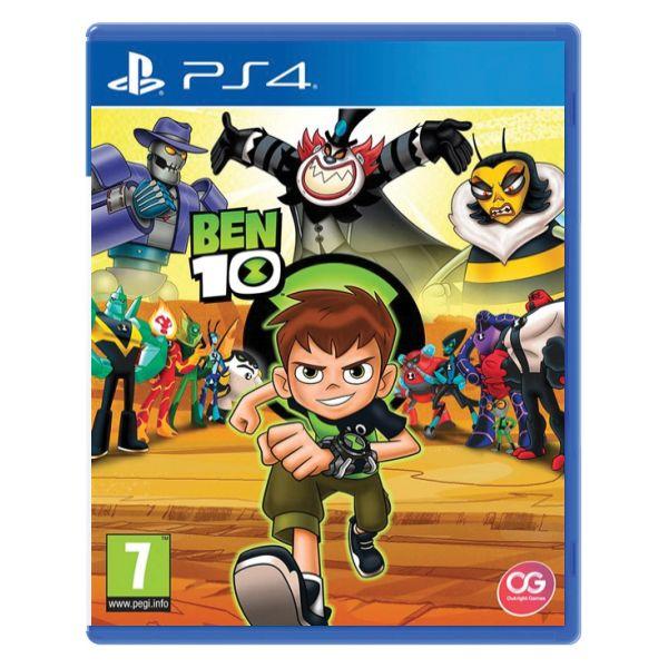 Ben 10 [PS4] - BAZÁR (použitý tovar)