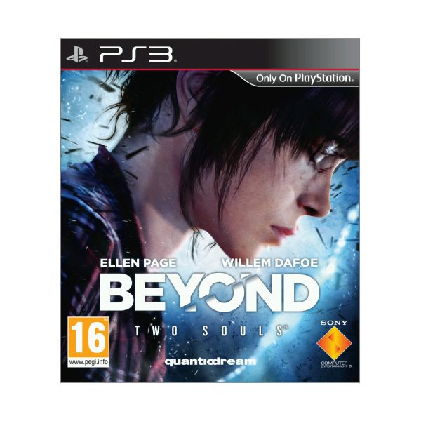Beyond: Two Souls CZ [PS3] - BAZÁR (použitý tovar)