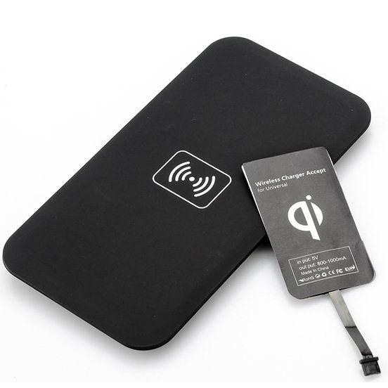 Bezdrôtové nabíjanie pre Samsung Galaxy Alpha - G850 + bezdrôtová nabíjačka