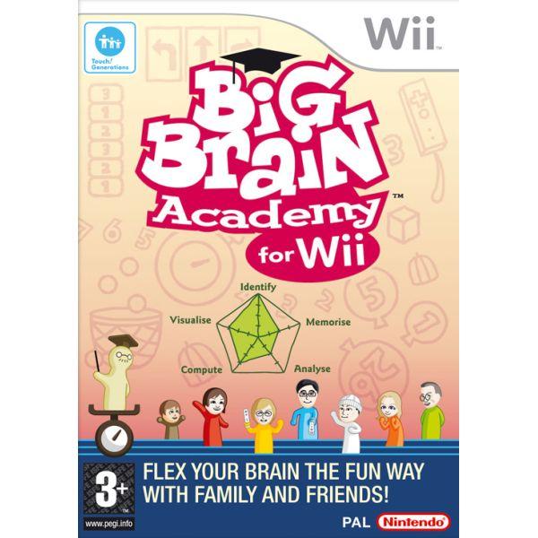 Big Brain Academy for Wii Wii