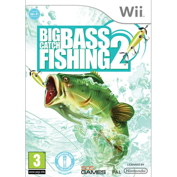 Big Catch: Bass Fishing 2