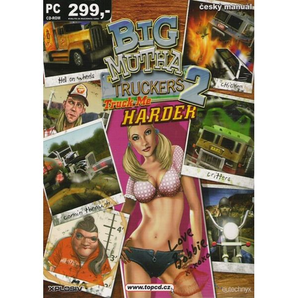 Big Mutha Truckers 2: Truck Me Harder