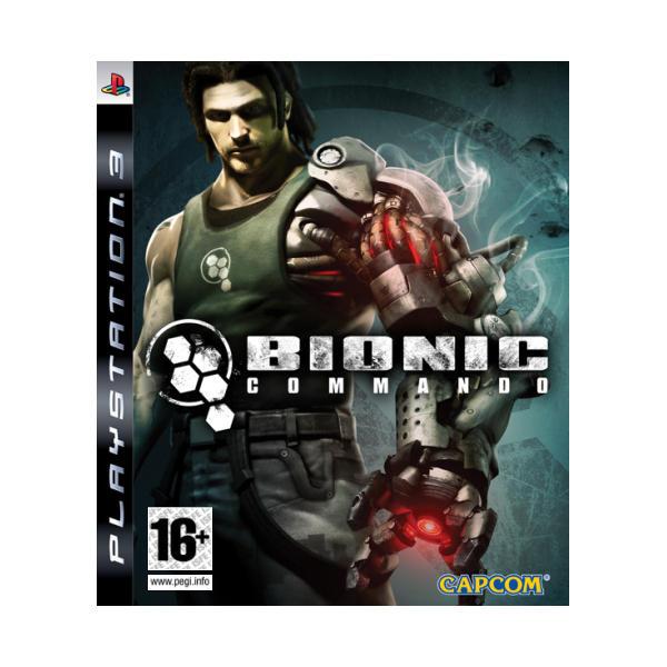 Bionic Commando-PS3 - BAZÁR (použitý tovar)