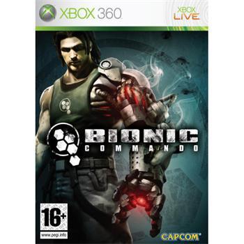Bionic Commando [XBOX 360] - BAZÁR (použitý tovar)
