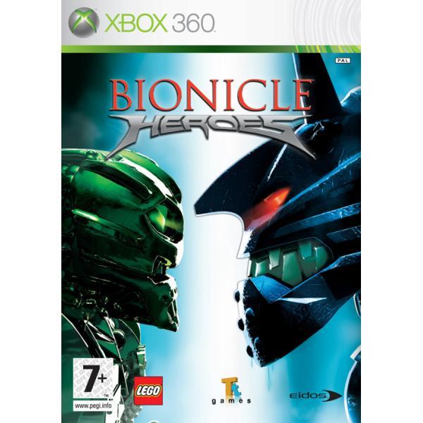 Bionicle Heroes [XBOX 360] - BAZÁR (použitý tovar)