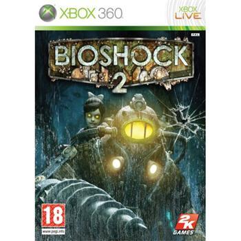 BioShock 2- XBOX360 - BAZÁR (použitý tovar)