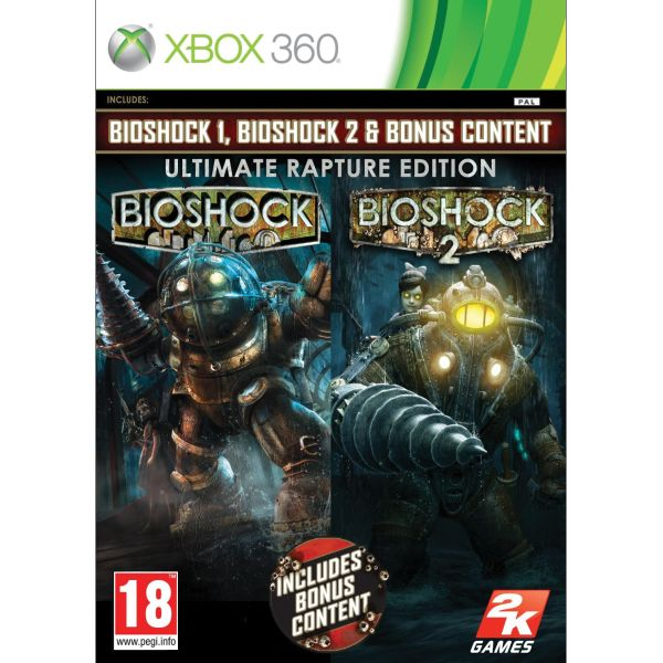 BioShock + BioShock 2 (Ultimate Rapture Edition)