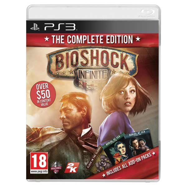 BioShock: Infinite (Complete Edition) PS3
