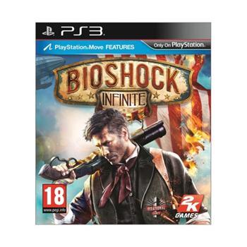 BioShock: Infinite [PS3] - BAZÁR (použitý tovar)