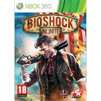 BioShock: Infinite XBOX 360 - BAZÁR (použitý tovar)