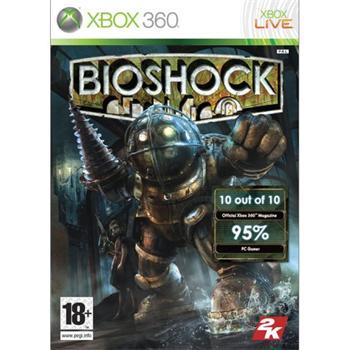 BioShock [XBOX 360] - BAZÁR (použitý tovar)