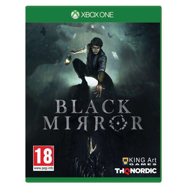 Black Mirror [XBOX ONE] - BAZÁR (použitý tovar)
