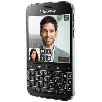 BlackBerry Classic - Qwertz | Black, Trieda A - použité, záruka 12 mesiacov