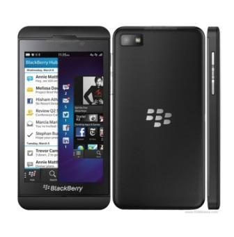BlackBerry Z10 | Black, Trieda A - použité, záruka 12 mesiacov