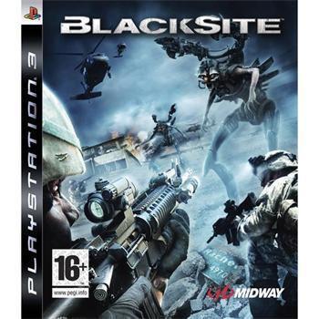 BlackSite-PS3 - BAZÁR (použitý tovar)