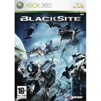 BlackSite [XBOX 360] - BAZÁR (použitý tovar)