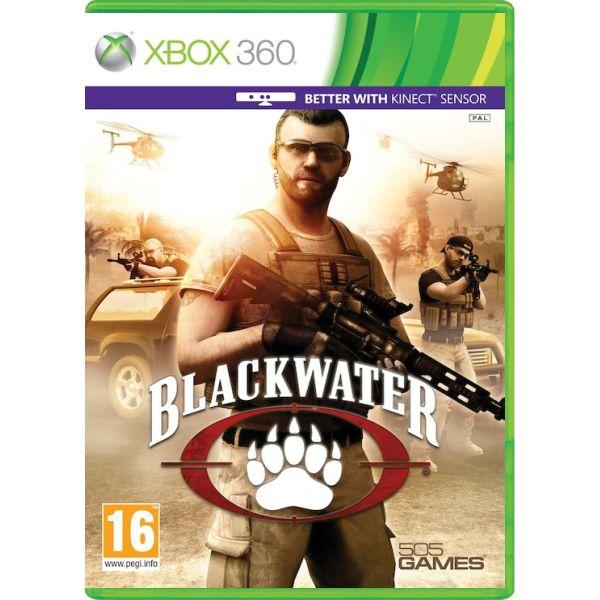 Blackwater [XBOX 360] - BAZÁR (použitý tovar)